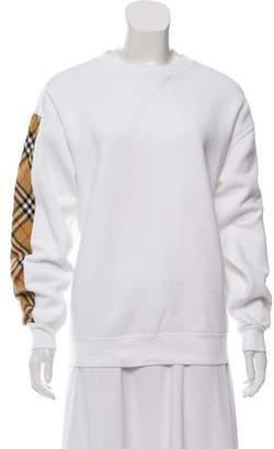 Burberry 2018 Bronx Sweatshirt
