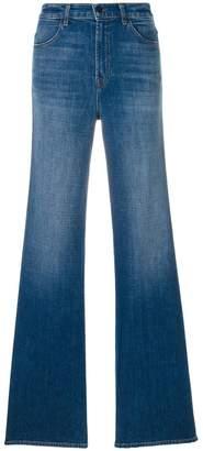 J Brand Striker flared jeans