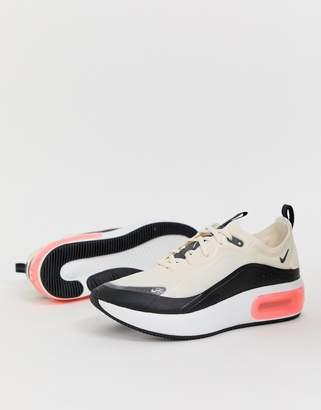 Nike cream Air Max Dia sneakers