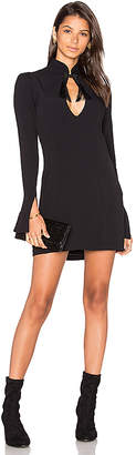 STONE COLD FOX Liu Dress in Black $350 thestylecure.com