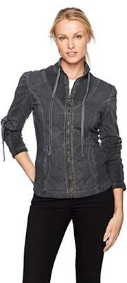 XCVI Women's Kiri Jacket-Stretch Poplin