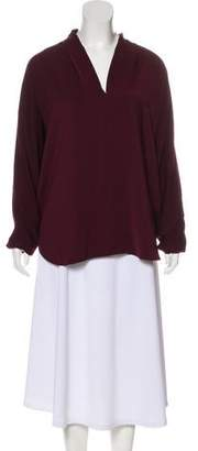 Ralph Lauren Long Sleeve V-Neck Top