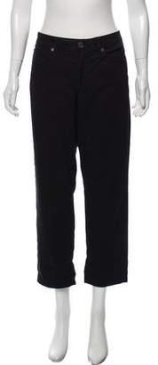 Calvin Klein Jeans Crop Mid-Rise Jeans