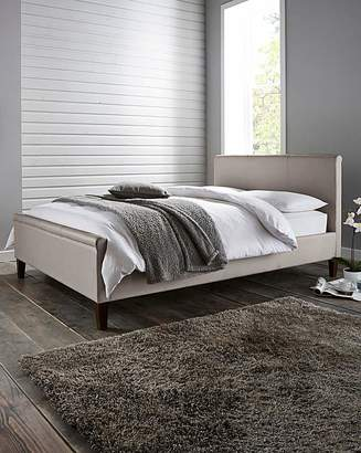 Fashion World Amalfi King Bed with Quilted Mattress