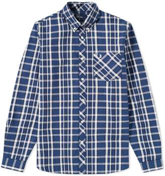 Fred Perry Authentic Bold Check Shirt