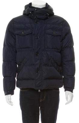 Moncler République Puffer Coat