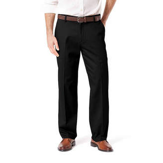 Dockers D4 Relaxed Fit Easy Khaki Pants - Pleated