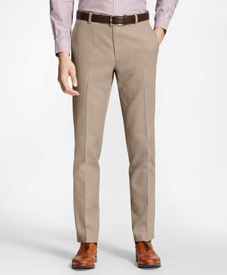 Brooks Brothers Milano Fit Houndstooth Advantage Chinos