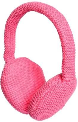 Il Gufo Wool Tricot Ears Muffs