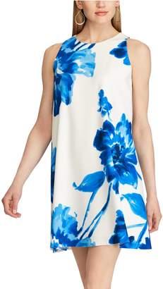 Chaps Women's Print A-Line Dress