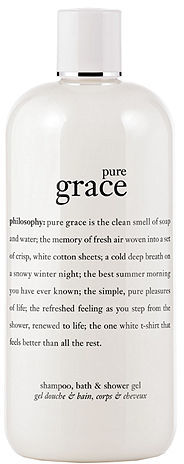Philosophy pure grace shampoo, bath & shower gel 16 oz (473 ml)