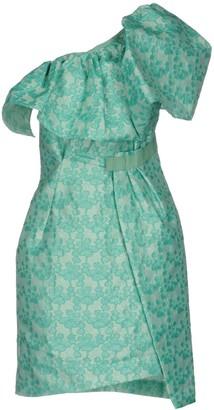 Christian Pellizzari Short dresses - Item 34802598MW