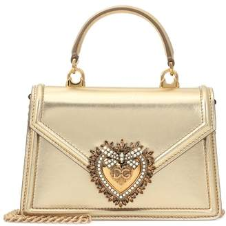 73e391c06f65 Dolce   Gabbana Gold Leather Bags For Women - ShopStyle Canada