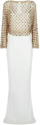 Rachel Gilbert Nora Embellished Gown