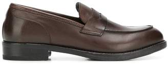 Cenere Gb classic leather loafers