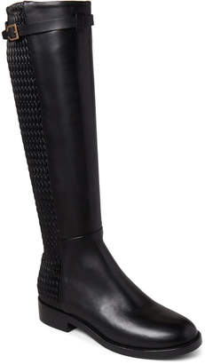 1344a2320c3 Free Standard Shipping  75+ at Century 21 · Cole Haan Black Lexi Grand  Stretch Tall Boots