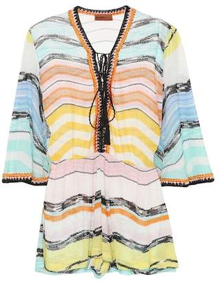 Missoni Mare Striped jumpsuit