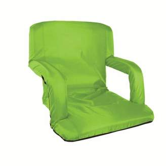Stansport Multi Fold Padded Arm Chair - Green