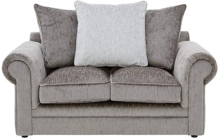 Gleam 2 Seater Fabric Scatter Back Sofa