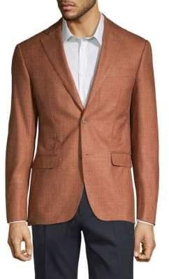 Michael Kors Wool Silk Linen Sport Jacket