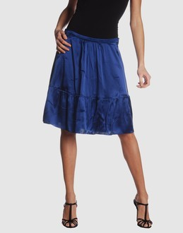 MIU MIU Knee length skirt