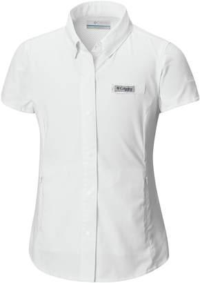 Columbia Tamiami Short-Sleeve Shirt - Girls'
