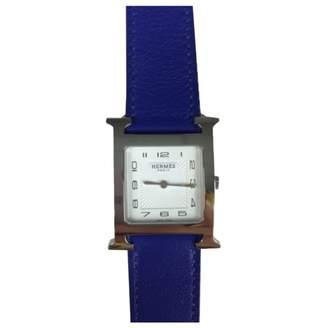 Hermes Heure H MM watch