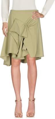 Annarita N. Knee length skirts - Item 35361257