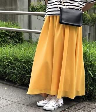 ViS (ビス) - ビス 【WEB限定】カラーロングスカート