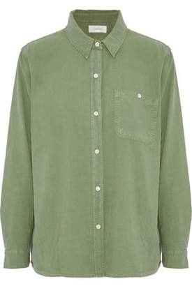 The Great The Campus Washed Cotton-Poplin Shirt