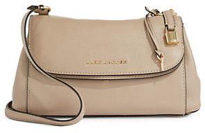 Marc Jacobs Boho Grind Leather Crossbody Bag