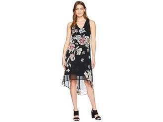 Karen Kane High-Low Hem Dress Women's Dress