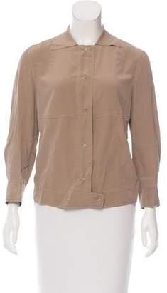 Cividini Casual Silk Jacket w/ Tags