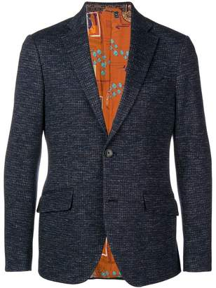 Etro fitted blazer