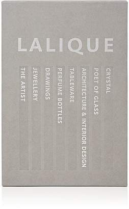 Abrams Books Lalique: Glorious Glass, Magnificent Crystal