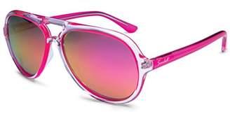 Sunbelt Swizzle Aviator Sunglasses
