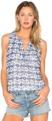 Joie Virginie Tank $198 thestylecure.com