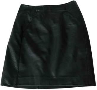 H&M Studio Studio Black Leather Skirt for Women
