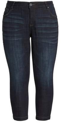 KUT from the Kloth Lauren Crop Jeans