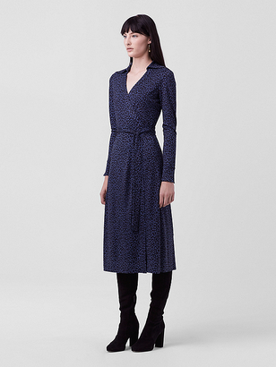 Cybil Midi Wrap Dress $468 thestylecure.com