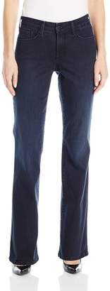 NYDJ Women's Barbara Bootcut Jeans in Wash