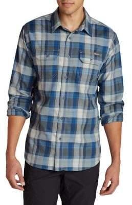 Eddie Bauer Expedition Casual Button-Down Shirt