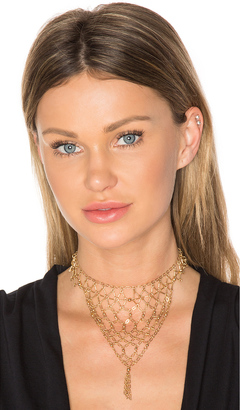 Ettika Lady of the Manor Choker $61 thestylecure.com