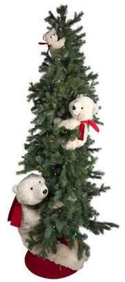 "Ditz Designs By The Hen House Christmas Polar Bear Trio, 72"""