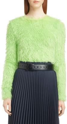Balenciaga Teddy Texture Sweater