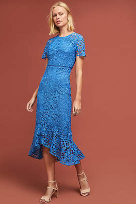 Shoshanna Celine Lace Dress