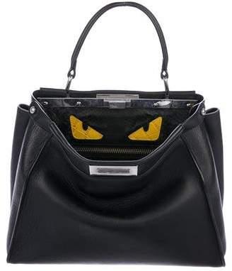 Fendi Medium Monster Peekaboo Bag