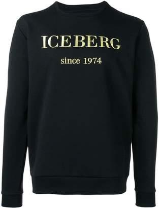 Iceberg crew neck pullover