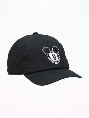 Old Navy Disney© Mickey Mouse Baseball Cap for Toddler Boys