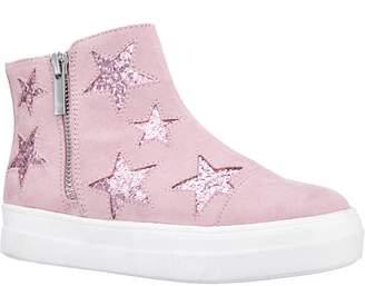 Nina Jacqui Glitter High Top Sneaker